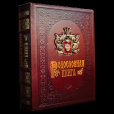 Родословная книга Гербовая с литым дворянским гербом