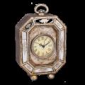 """Сувенирные часы """"Старинное зеркало"""""""