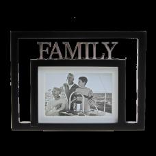 """Рамка для фото  """"Семья"""" (10х15 см.)"""