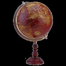 Сувенирный глобусна на подставке