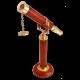 Сувенирный телескоп с 6-кратным увеличением