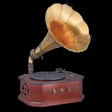 Граммофон радио и пластинки