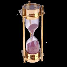 Песочные часы на 3 минуты с компасом