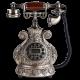 Ретротелефон в стиле ампир