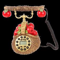 "Телефон ""Корзина с яблоками"""
