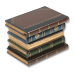 "Шкатулка - книга ""Мини библиотека"""