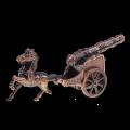 """Зажигалка """"Конь с пушкой"""""""