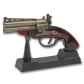 "Зажигалка ""Сувенирное оружие. Пистолет"""